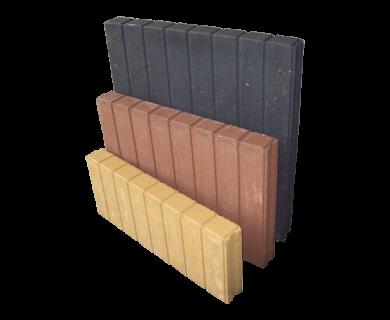 Blokjesbanden 6 x 35 x 50