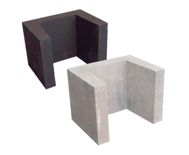 U-Element 40 x 40 x 50 (hoekelement)